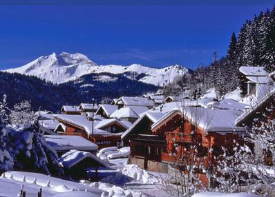 Morzine - ski resort