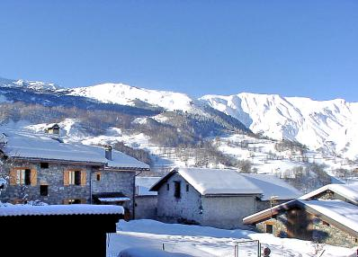 Chalet Marmottes - Panoramablick