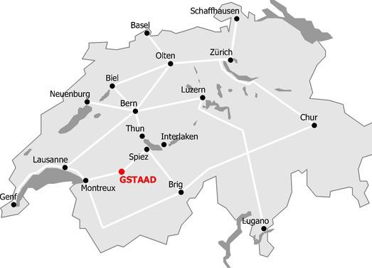 Access plan Gsteig