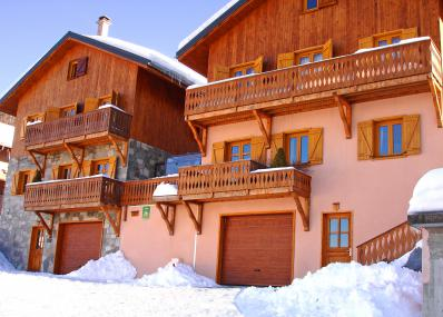 Chalets Paulo