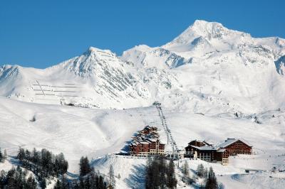 Plagne Soleil - χιονοδρομικός σταθμός