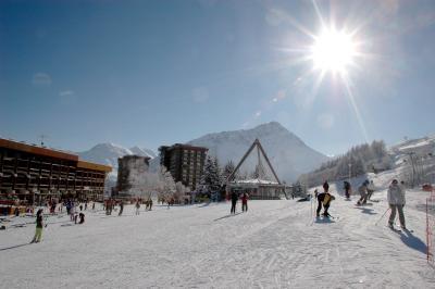 Le Corbier - Skiort