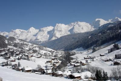 Grand Bornand - ski resort