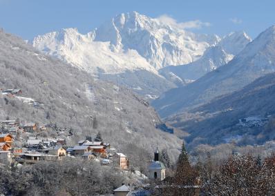 Brides les Bains - 滑雪场