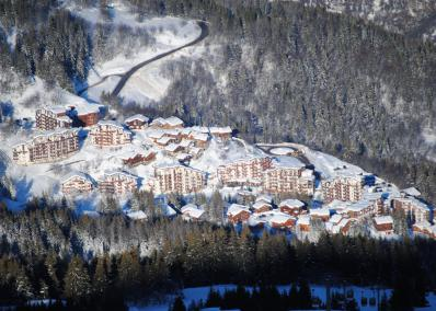 La Tania - ski resort