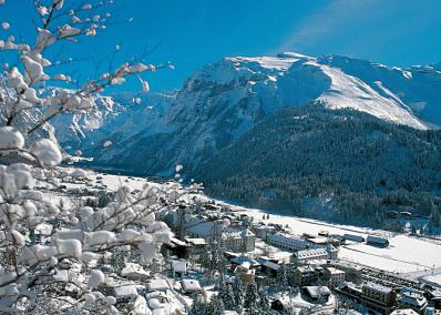 Engelberg - ski resort
