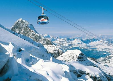 Engelberg - cable car
