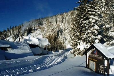Crans-Montana - ski resort