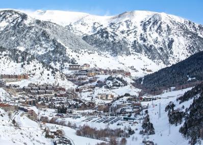 Soldeu - El Tarter - Ски местност