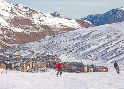 Pas de la Casa - лыжный район