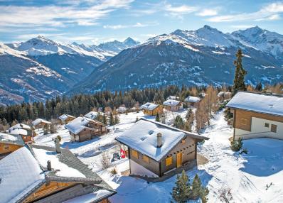 Les Collons - ski resort