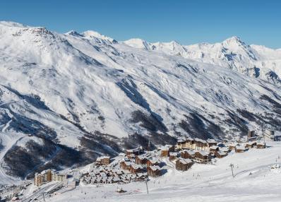 Les Menuires - ski resort