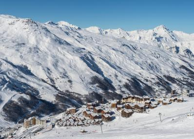 Les Menuires - Stațiune de schi