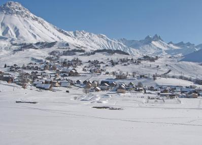 Albiez-Montrond - Ски местност