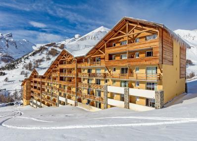 location ski val d'allos