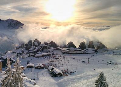 Avoriaz 1800 - ski resort