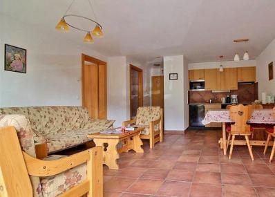 Rhodos B - n°102 / 4-person apartment living room