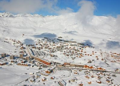 La Toussuire - Lyžiarske stredisko