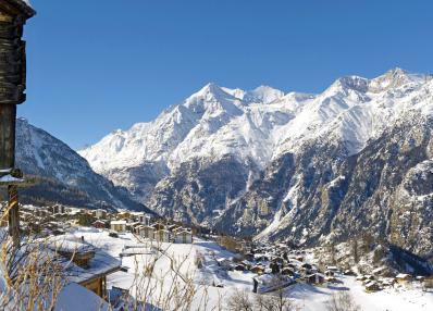 Grächen - ski resort