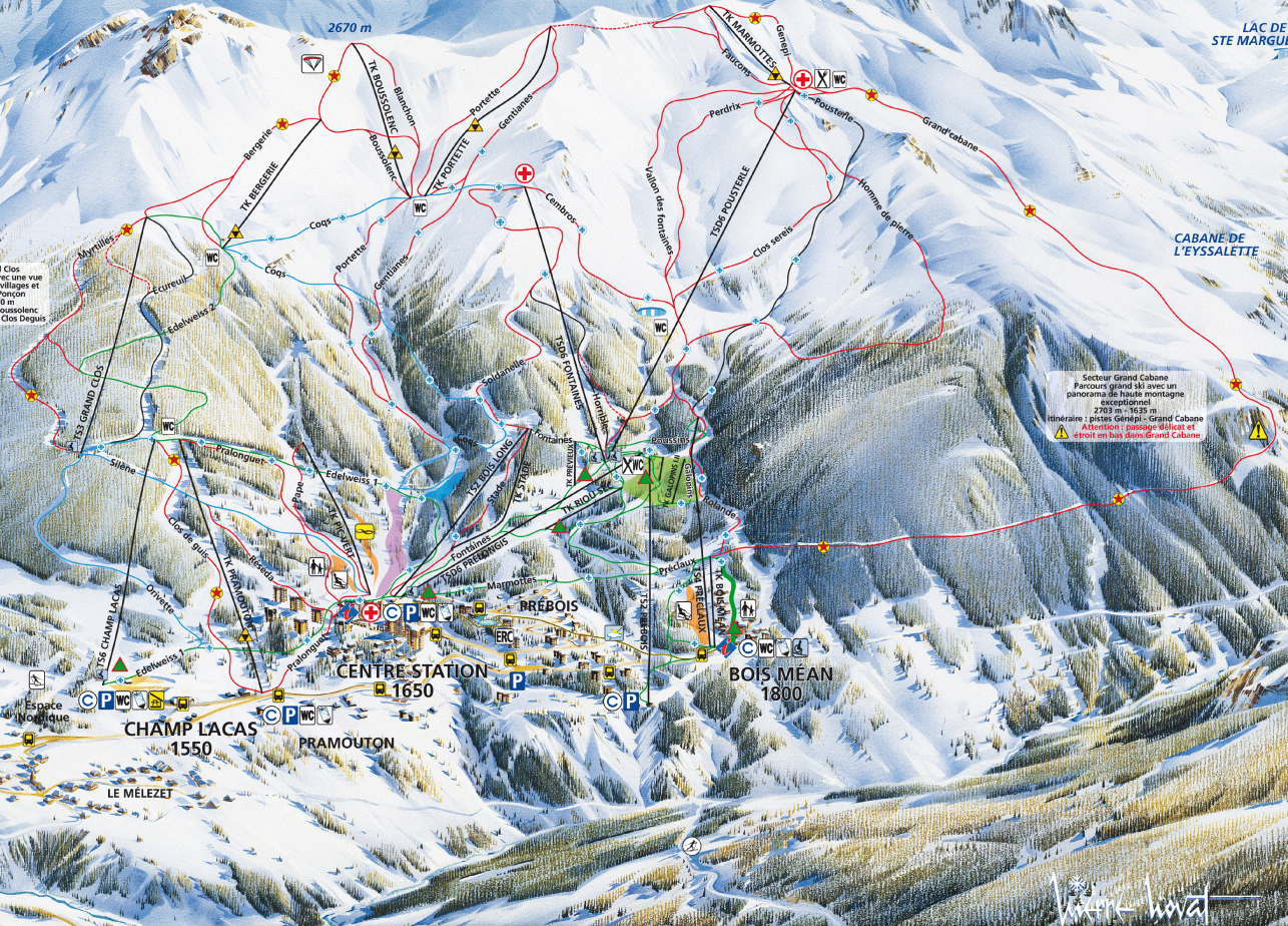 Les Orres Book Apartments And Chalets With Ski France Com