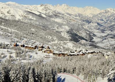 Risoul - ski resort