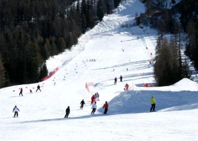 La Norma - ski run