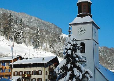 Val d'Illiez - ski resort