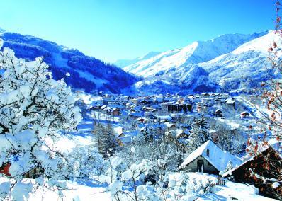 Valloire - slidinėjimo kurortas