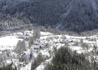Deux Alpes/Venosc - лыжный район