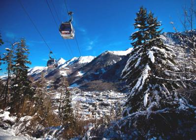 Cauterets - ski resort