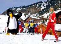 © Skischule Riederalp Byline: swiss-image.ch/Walter Egon